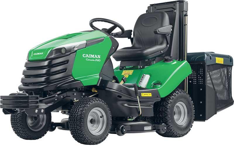 Садовый трактор Caiman Comodo 2 WD HD