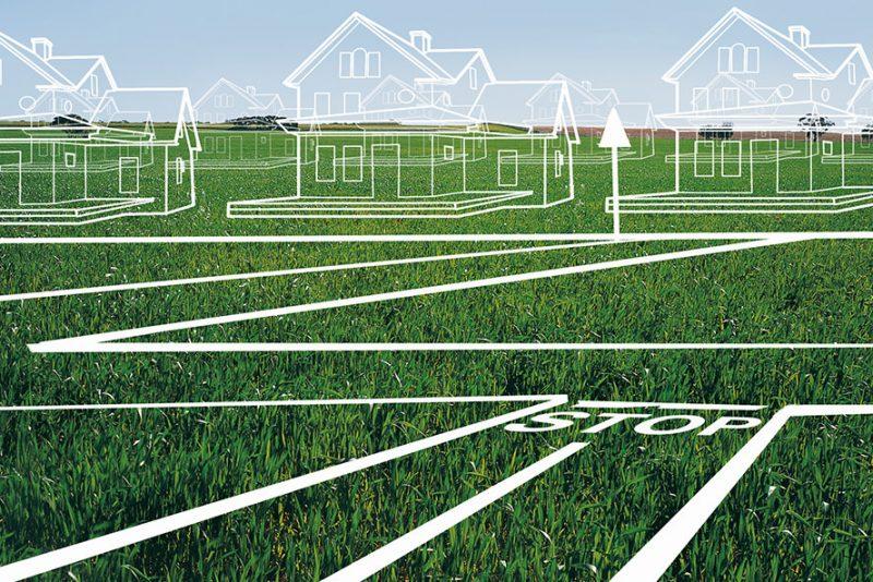 Покупка участка под строительство дома. Ограничения на участке или сервитуты