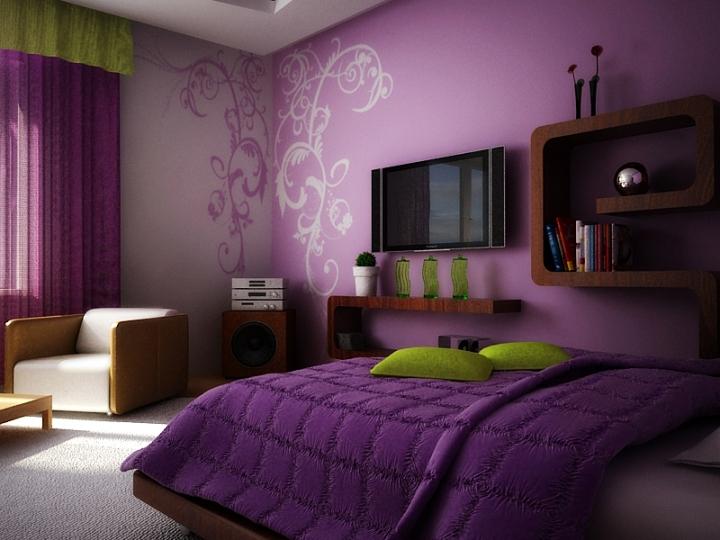 Как правильно подобрать обои для спальни?