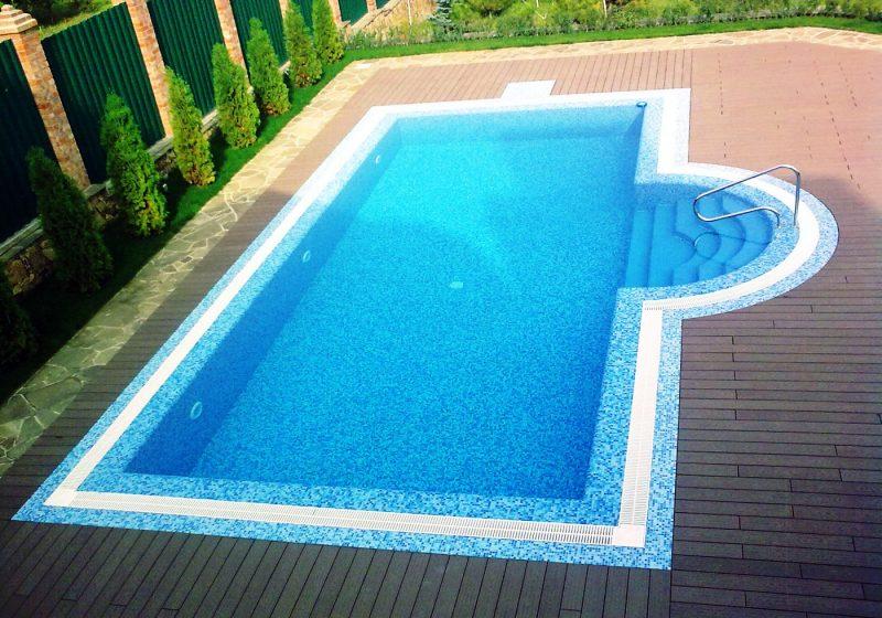 Идеальный бассейн: размер, форма, расположение