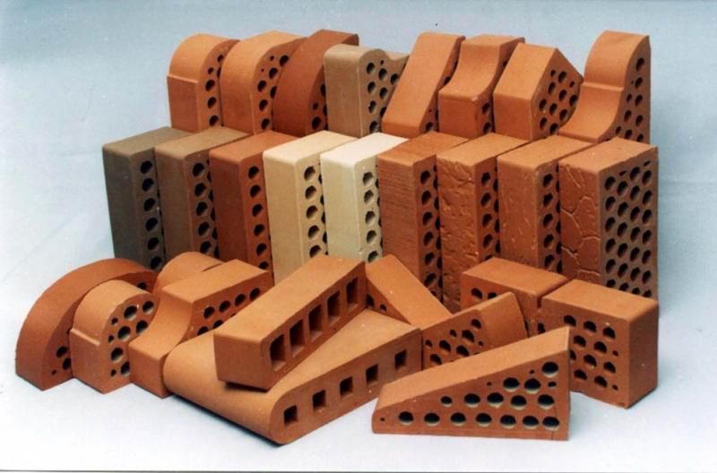 Разновидности керамического кирпича и их качества