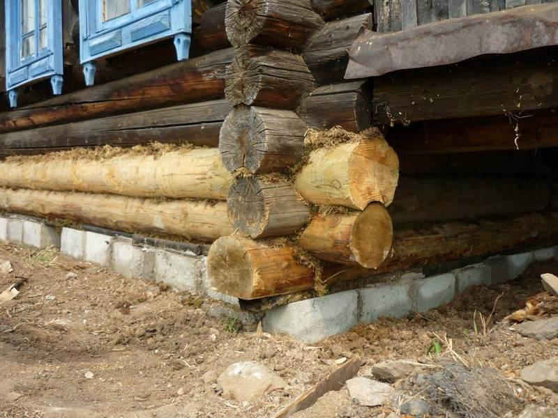 Низкие потолки в деревянном доме. Проблема решаема!