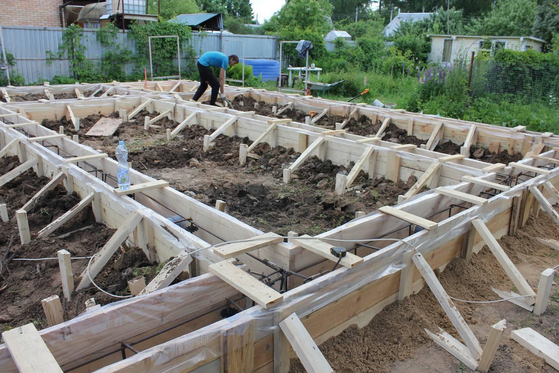 Как выбрать фундамент дома по типу почвы на участке?