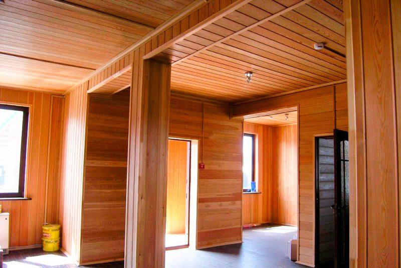 Пять основных преимуществ деревянной вагонки