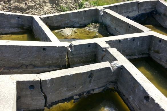 Основные ошибки при строительстве фундамента для легких строений