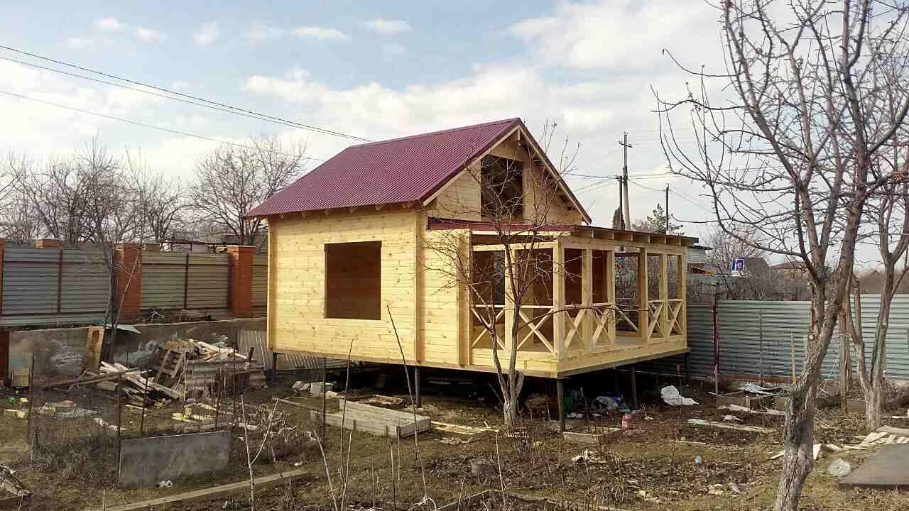 Можно ли дачный дом ставить, где хочется?