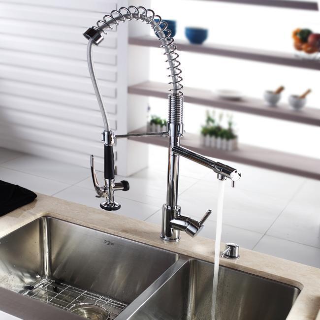 Современные кухонные смесители: функциональность и эстетичность