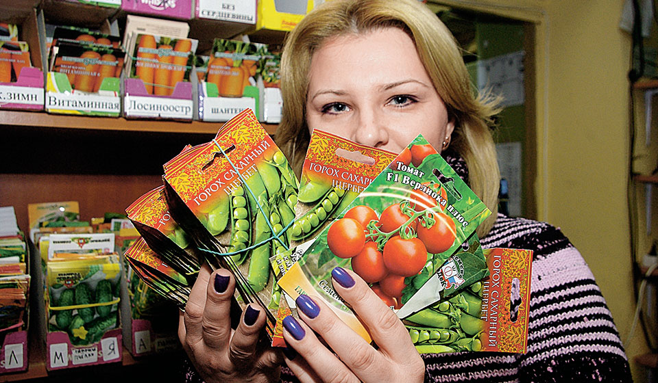 Как правильно покупать семена