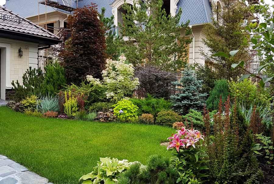 Как сделать сад легким в уходе: идеи для ленивых