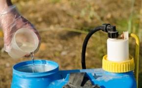 Секреты приготовления рабочих растворов пестицидов