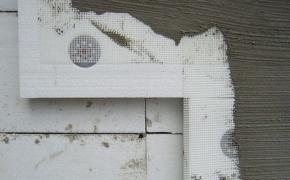 Как оштукатурить стены со слоем теплоизоляции