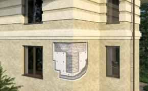Все особенности мокрого фасада