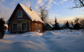 Как подготовиться к зимовке на даче