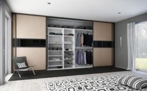 Как вписать в интерьер встроенный шкаф купе? Ключевые особенности встроенных конструкций